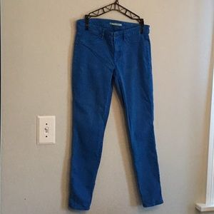 Rich and Skinny size 29 bright blue stretch jeans